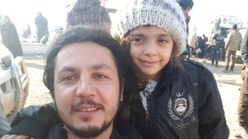 Menina síria famosa por seus tuítes envia mensagem para Trump