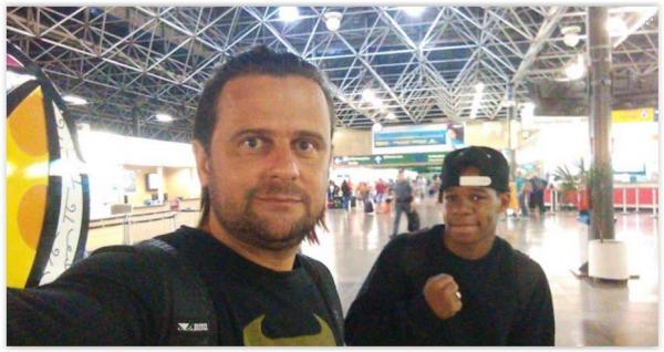 Barracão – faltam 2 dias;Delegação mineira já esta a caminho para a Copa do Brasil