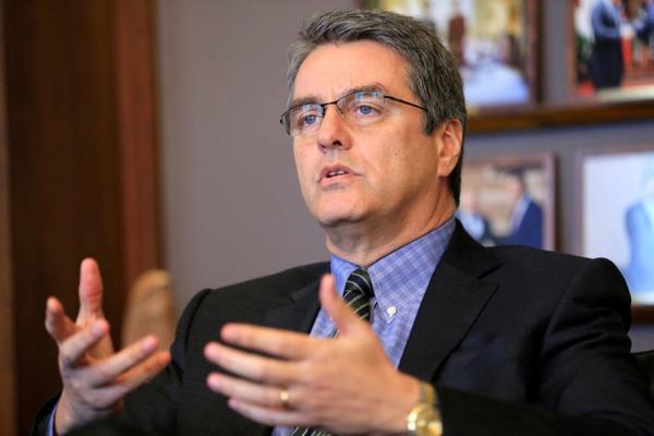 Brasileiro Roberto Azevêdo é eleito para 2º mandato como diretor-geral da OMC
