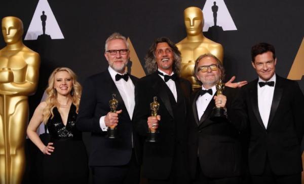 Oscar registra pior audiência dos últimos 9 anos nos Estados Unidos