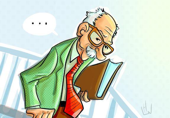 Velho não significa, necessariamente, ultrapassado ou inútil, antes é sinônimo de sabedoria e experiência.
