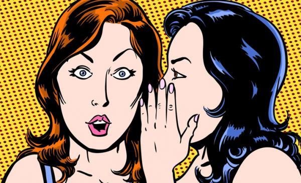 Para não se deixar desmotivar diante de uma fofoca ou boato, deve-se apenas ignorá-los