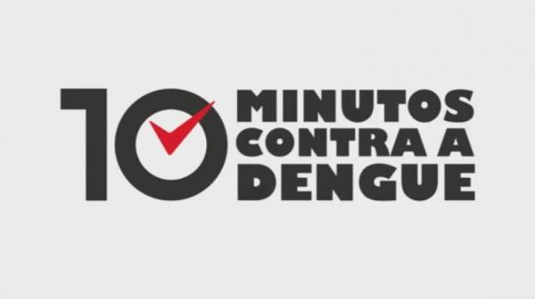 Barracão – 10 minutos contra a dengue; Conscientize, Lixo no Lixo