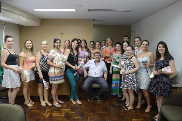 Servidoras públicas recebem homenagem no Dia  das Mulheres