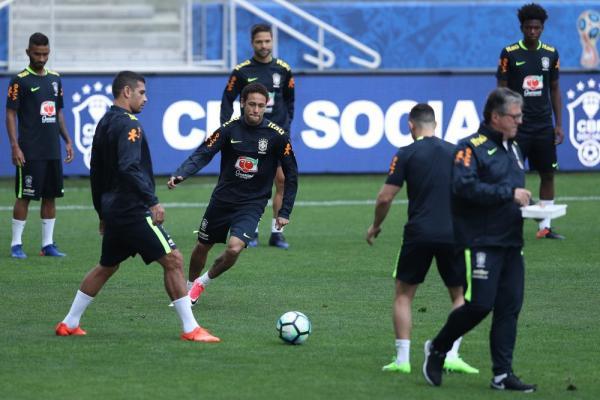 Seleção Brasileira volta a campo hoje (28) a noite na Arena Corinthians