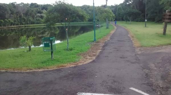 Dia de pesca será realizado no lago do Parque Municipal de Exposições