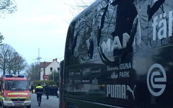 Ataque ao ônibus do Borussia Dortmund
