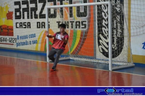 Barracão – Jogos Intercolegiais deram sequência na manhã de hoje (15)