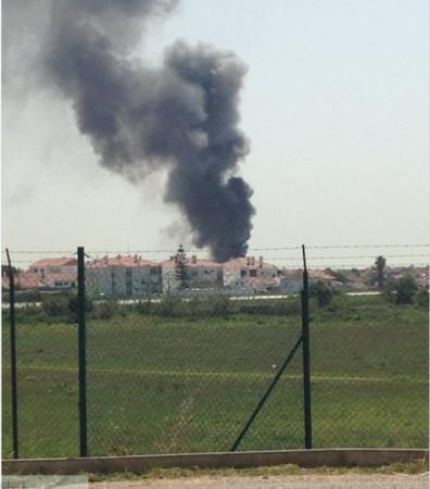 Portugal - Avião cai no norte do país e mata quatro pessoas