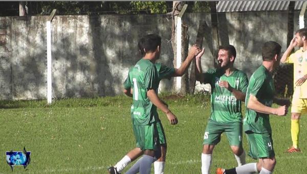 Gols de Barracão 2 x 4 Santo Antônio do Sudoeste pela Copa Sudoeste de Futebol