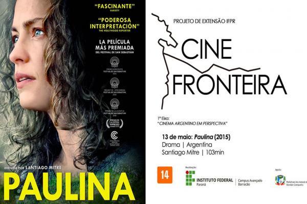Projeto ''Cine Fronteira''