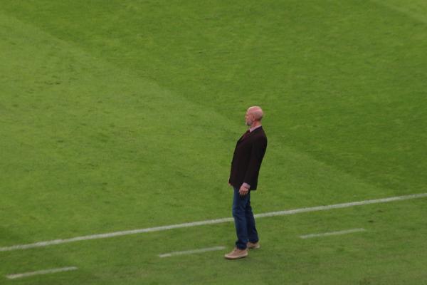 Zago vê Inter superior em empate e minimiza vaias: