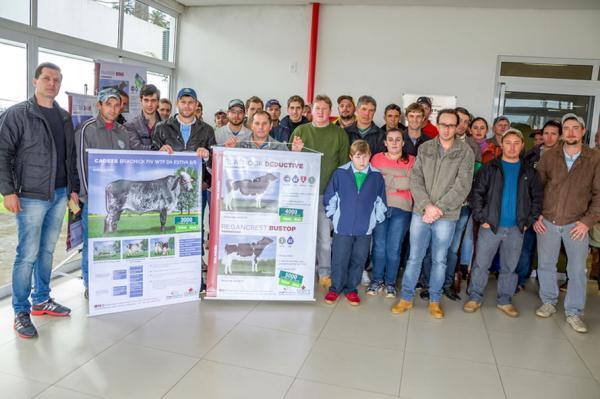 Administração de Dionísio Cerqueira implanta programa para fortalecer a bovinocultura de leite