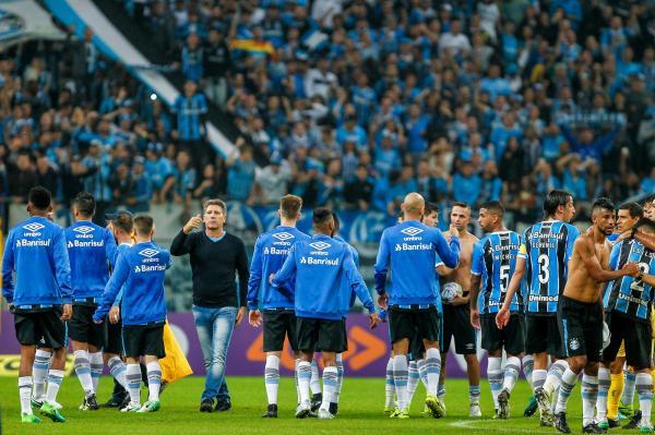 Grêmio não se abala com a derrota contra o Corinthians, e já está se preparando para a Copa Do Brasil