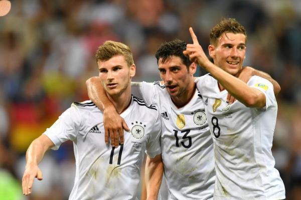 Nova Alemanha: Garotada corresponde e Técnico, ganha boas opções para a Copa