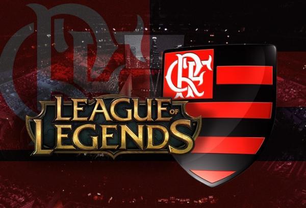 Flamengo planeja um esquema para talvez entrar no League of Legends