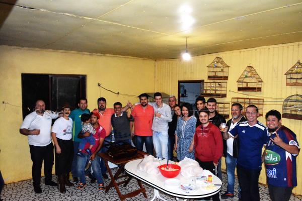 Barracão – BAC encerra sua participação na Copa Sudoeste de Futebol com um delicioso costelão