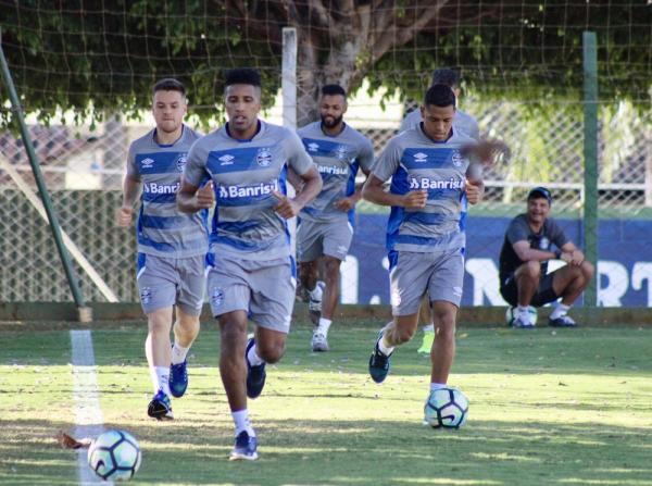 Com melhor desempenho fora do que em casa Grêmio enfrenta o Dragão em Goiás hoje (02) a noite