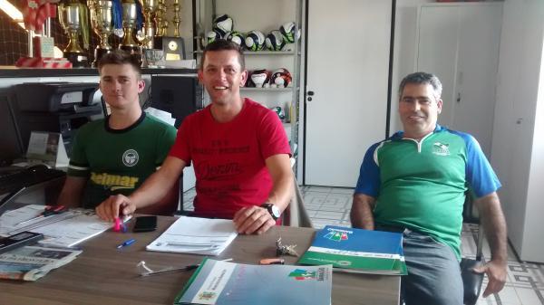 Barracão – Departamento de Esportes tem novo comando
