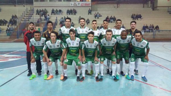 Copa Sudoeste – Palmas estreou com vitória sobre Clevelândia no futsal