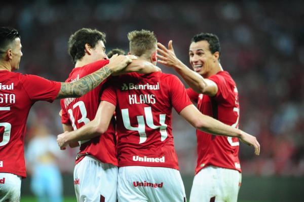 Internacional quer manter série de vitórias contra o CRB no próximo sábado