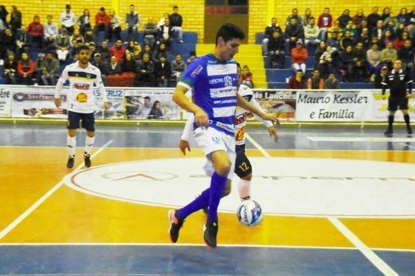 Ampére e Palmas fazem o clássico do Sudoeste no Paranaense Série Prata de Futsal