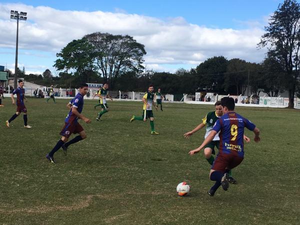 Copa Sudoeste – Sagui sai do banco e vira o jogo para Realeza sobre Ampére na ida da final