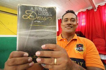 Ex traficante se converte e vira Pastor Manaus