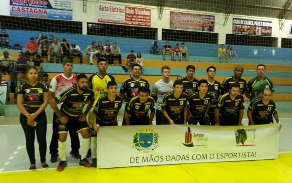 Copa Sudoeste – Santo Antônio vence Verê e é líder do Grupo C