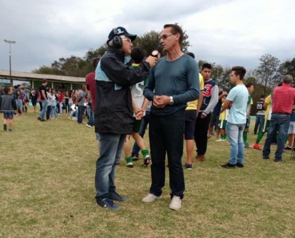 Copa Sudoeste – Dirceu Garbin representou AESUPAR na final em Ampére