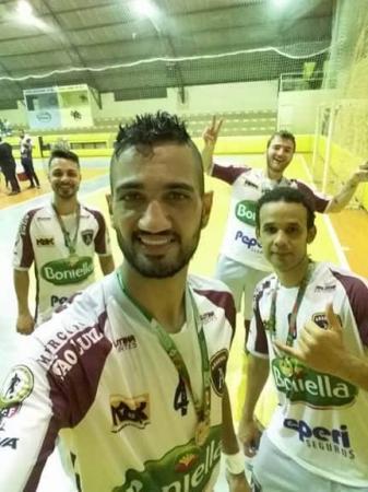 Arsenal sagra-se campeão micro regional dos Jogos Abertos de Santa Catarina