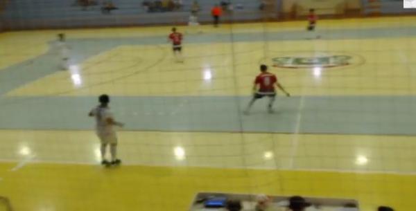 Capanema x Realeza pela terceira rodada da Copa Sudoeste de Futsal/Foto:Divulgação Rádio Absoluta