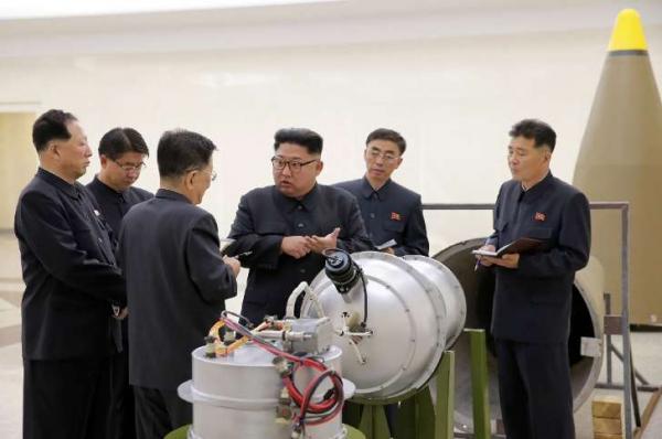 Coréia do Norte faz novo teste nuclear com bomba de Hidrogênio.