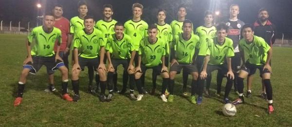 SAS – Juniores de futebol do município jogam contra Pinhal de São Bento e Capanema
