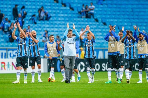 Grêmio se vê