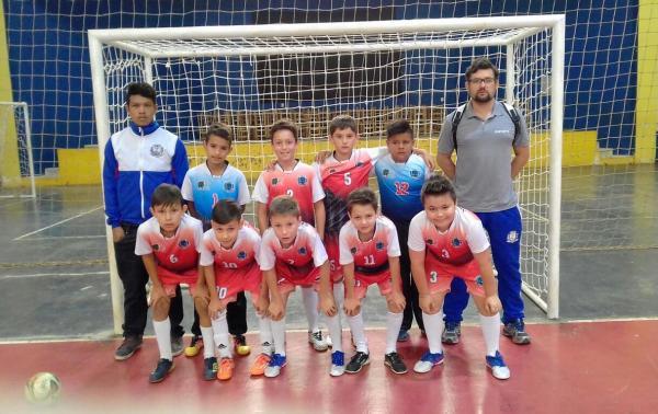Santo Antônio do Sudoeste vence jogo da Taça Fronteira de Futsal