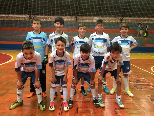 Bisugool Futsal vence duas e empata uma pela Copa D'Lamb