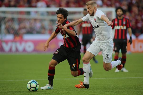 Fabiano Soares  elogia o time sub-19 do Atlético-PR