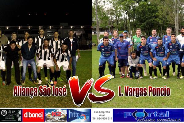 Barraconense – Vargas Poncio e Aliança tem briga direta pelo topo do Grupo A