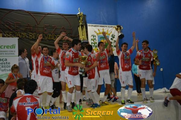 Copa Sudoeste – Santa Futsal começa decidir o bicampeonato em casa contra Planalto
