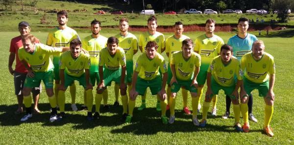 SAS – Goleada marca rodada do Campeonato Municipal de Futebol de Campo