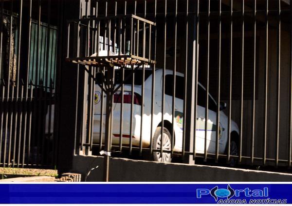 Barracão – Autorizado e bem cuidado disse presidente em resposta à acusação de uso indevido de veículo