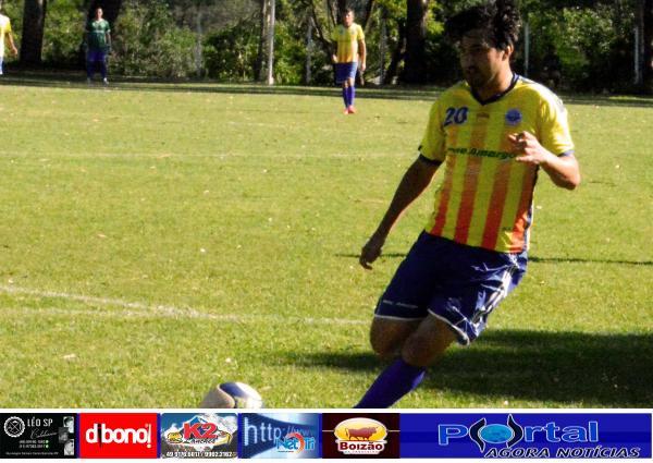 Barraconense – Pires marcou dois na goleada sobre o Alvorada e é artilheiro isolado do Aspirante