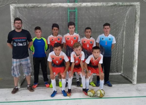 Santo Antônio do Sudoeste decide Copa Fronteira de Futsal no Próximo Sábado (02)