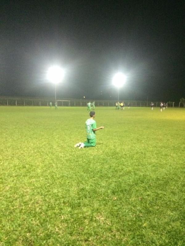 Dionísio Cerqueira está na final da I Copa AMEOSC de Futebol Sub-17