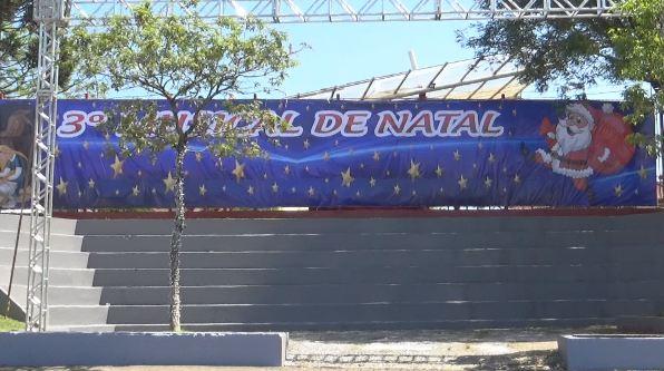 Barracão - Chegada do Papai Noel será hoje (01) a noite na Praça Clevelândia