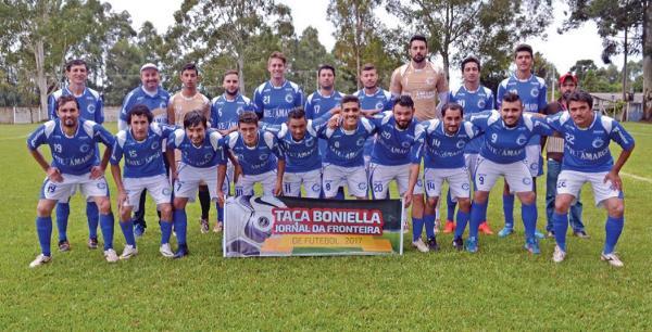 Barracão - Cruzeiro São Roque e Campo Erê decidem a Taça J. F. Boniella Alimentos no próximo domingo (10)
