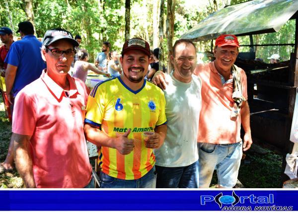 Barracão – Secretaria encerra atividades com palestra e confraternização