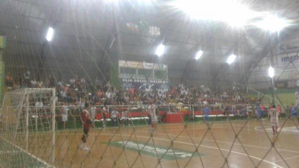 """Liga Catarinense – ADC Curitibanos receberá Guarany Futsal """"com uma mão na taça"""""""