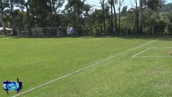 Barraconense – Palmeirinha quase todo pronto para receber a final amanhã